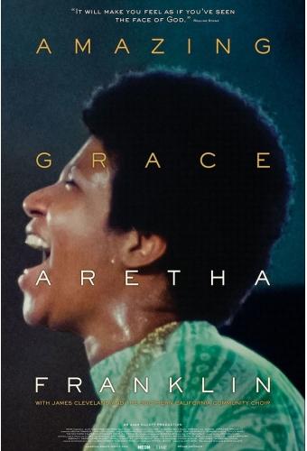AMAZING GRACE : ARETHA FRANKLIN